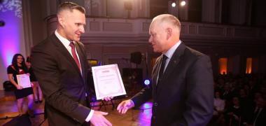 Janusz Szymura Osobowością Roku 2017